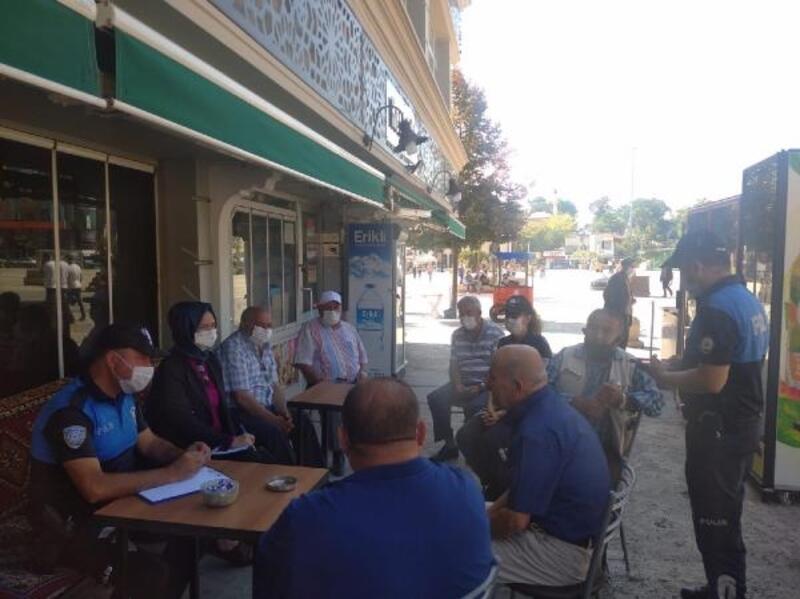 Kırşehir polisi vatandaşları bilgilendiriyor