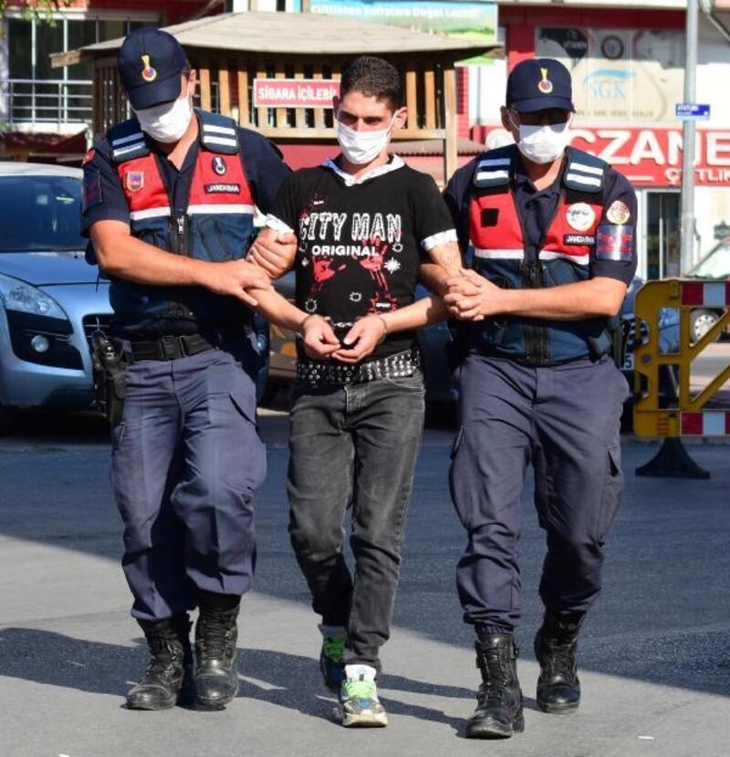 Kayseri'de uyuşturucu ticareti yapan şüpheli tutuklandı