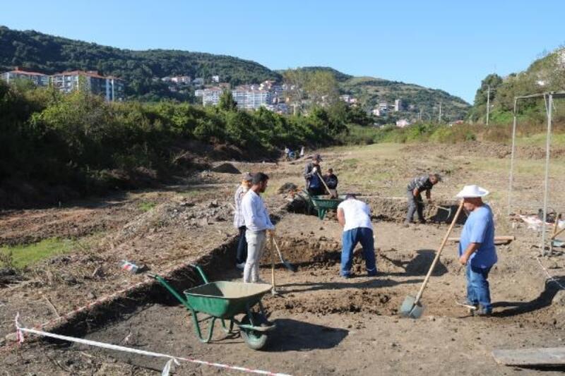 Acheron Vadisi'nde 7 yıl sonra kazı başladı