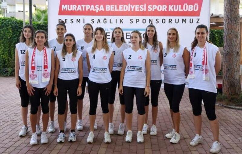 Muratpaşa'da hedef Sultanlar Ligi