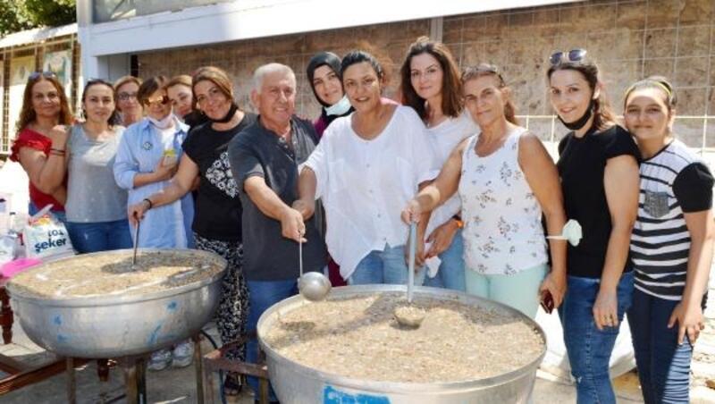 'Gönül Dostları' 12 yıldır Ezgi için kazan başında
