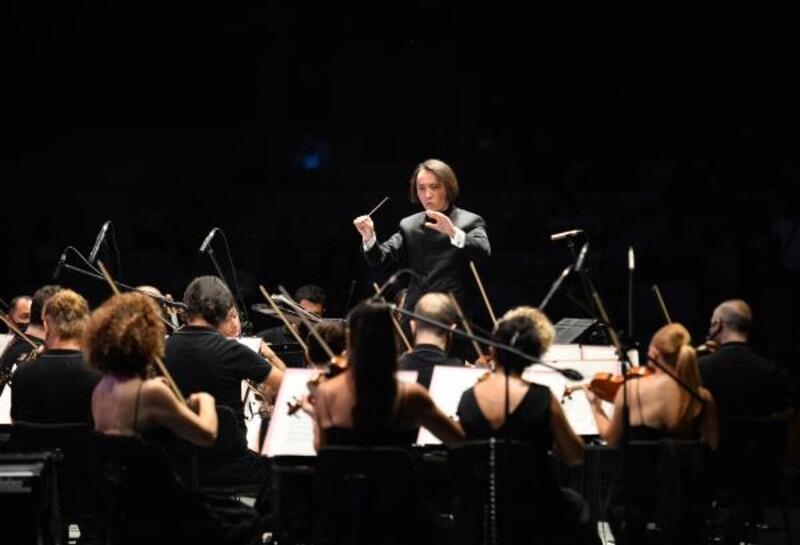 19'uncu Mersin Uluslararası Müzik Festivali başladı