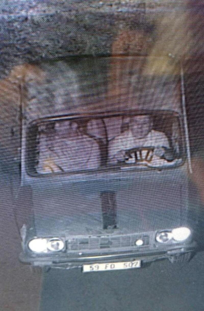 Tekirdağ'da traktör parçası hırsızlığı şüphelileri tutuklandı