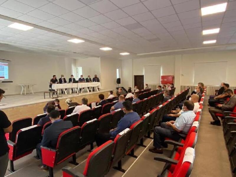 İpsala'da, yatırım ve tanıtım proje toplantısı yapıldı
