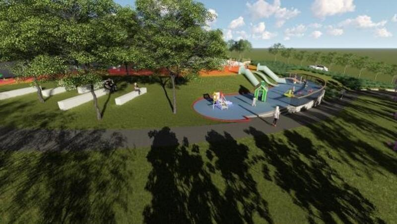 Bayraklı'da 8 dönüm alana park kuruluyor