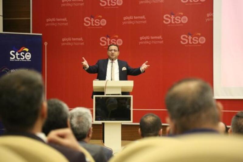 STSO Eylül ayı meclis toplantısı yapıldı