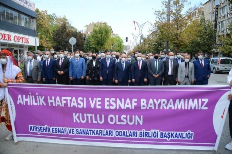 Kırşehir'de Ahilik Haftası etkinlikleri başladı