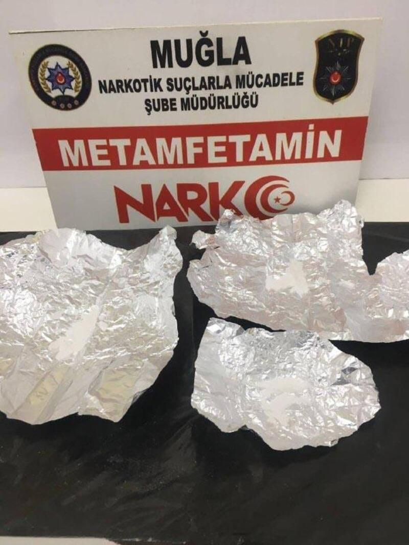 Muğla'da uyuşturucuya 3 tutuklama