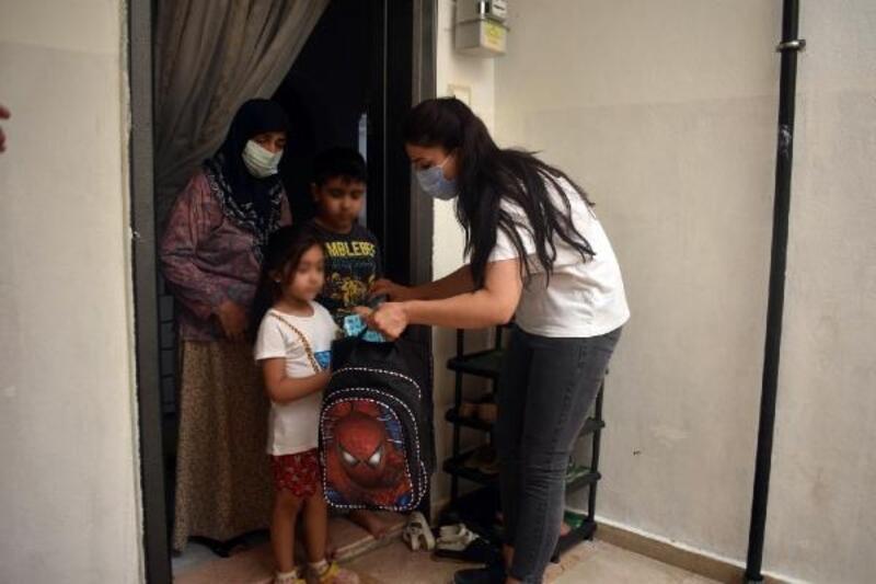 Mardin'de eğitime destek kampanyası