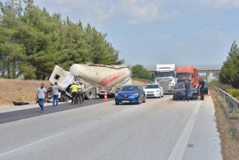 Adana'da Ağustos ayında meydana gelen trafik kazalarında 7 kişi öldü