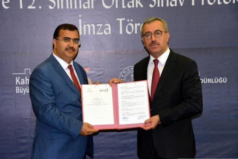 Kahramanmaraş Büyükşehir Belediyesi'nden eğitime destek