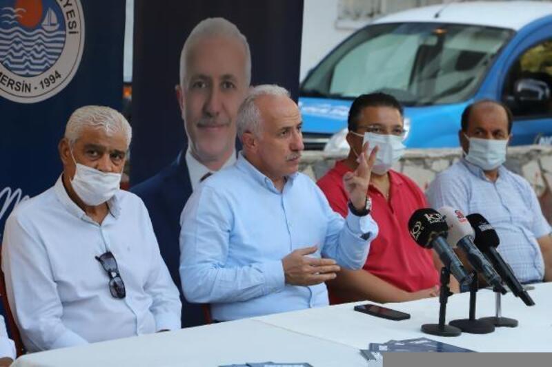 Başkan Gültak: Akdeniz'de radikal çözüm, kentsel dönüşüm