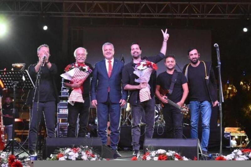 Lüleburgaz'da Cahit Berkay konseri