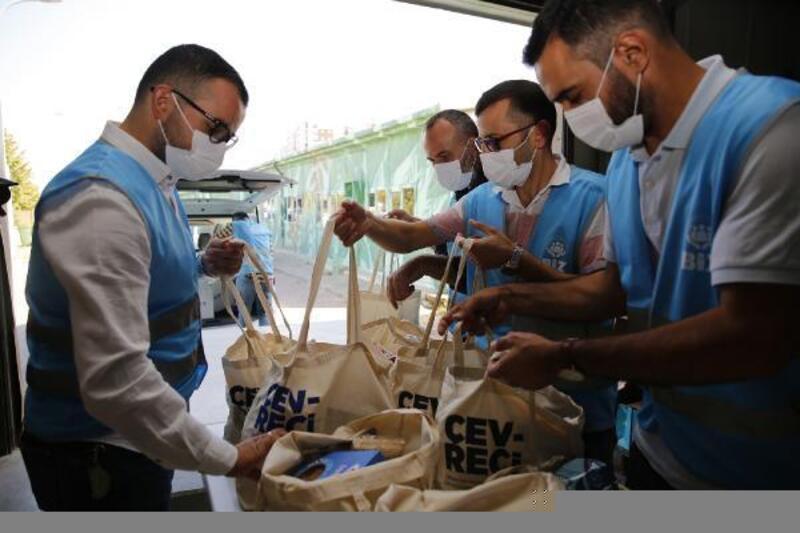 Başakşehir'de çölyak hastalarına özel gıda paketi