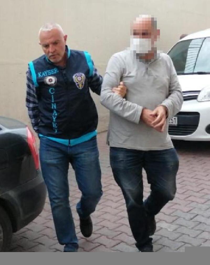 Kayseri'de silahlı yaralamanın 4 şüphelisi adliyede
