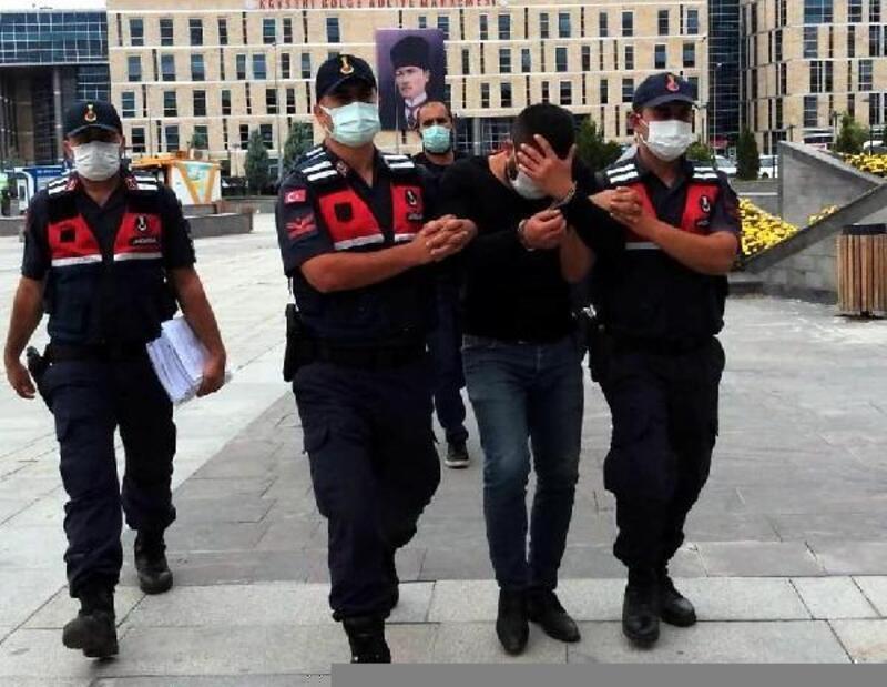 Kayseri'de 22 hırsızlık olayının şüphelisi 2 kişi tutuklandı