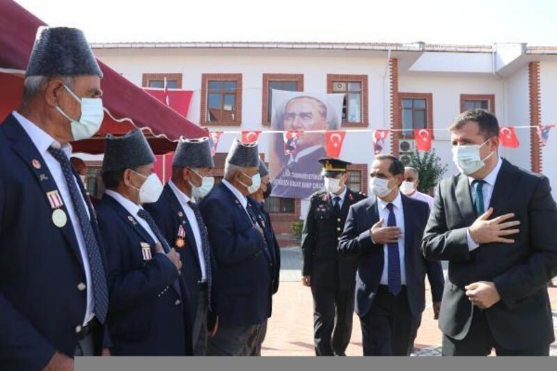 Gazipaşa'da Gaziler Günü kutlandı