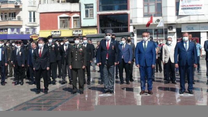 Kilis'te, 'Gaziler Günü' kutlandı