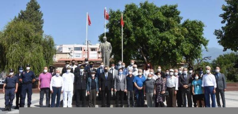 Demre'de Gaziler Günü kutlandı