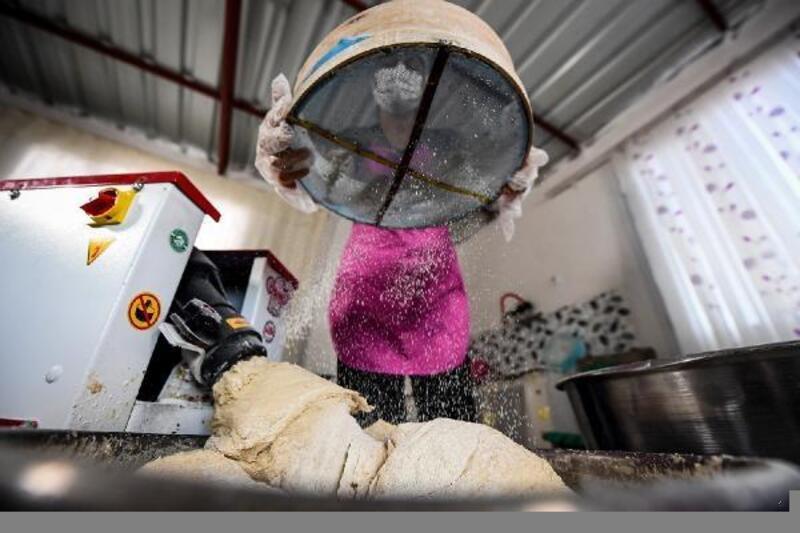 120 yıllık mayalı ekmek geleneği yaşatılıyor