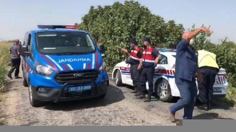 Turgutlu'da trafik kazası: 1 ölü