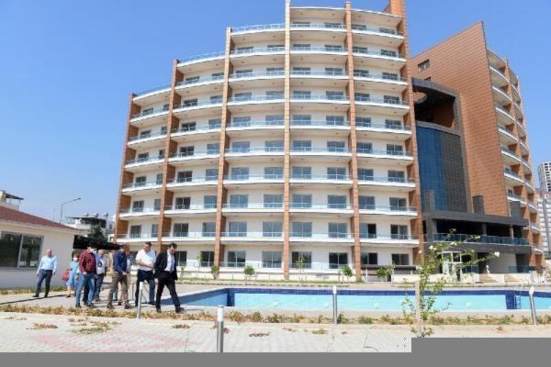 Yenişehir Belediyesi 400 üniversite öğrencisi için misafirhane açıyor