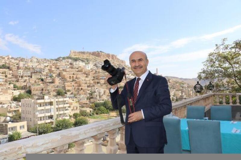 Mardin'de foto maraton heyecanı