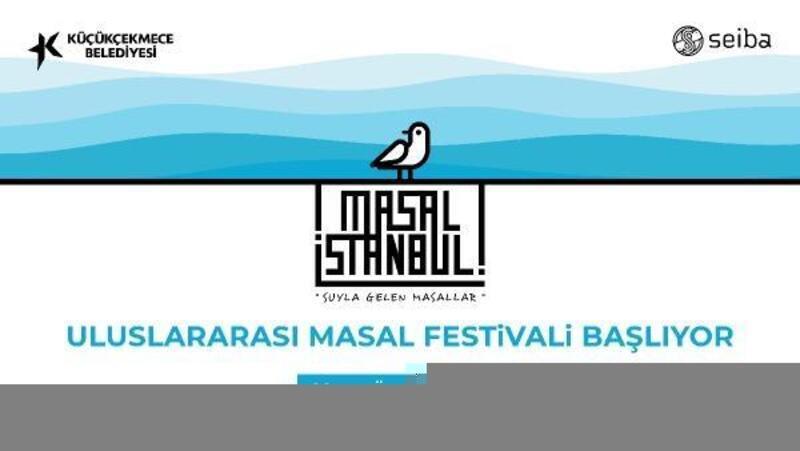 Masal İstanbul Festivali, 'Suyla Gelen Masallar' temasıyla Küçükçekmece'de