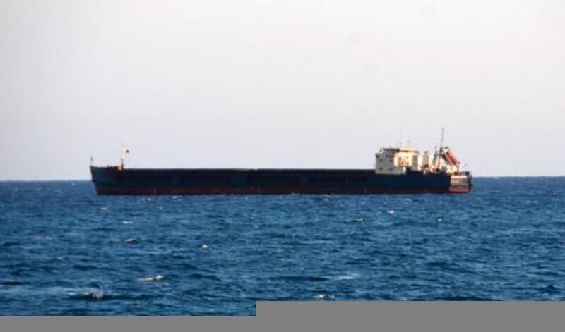 Gemiler koylara sığındı