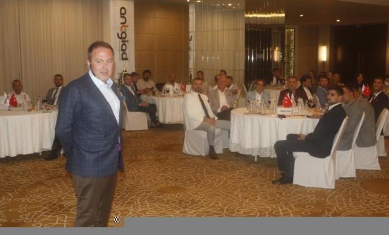 ANTGİAD Başkanı Sert: Pandemide Antalya ekonomisi yüzde 15 küçüldü