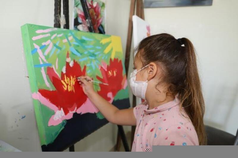 Akdeniz'de sıfır atık temalı resim yarışması düzenleniyor