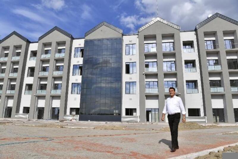 Osmangazi Belediyesi Bakım ve Rehabilitasyon Merkezi BAREM'de sona yaklaşıldı
