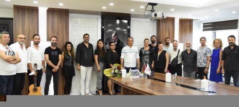 Muratpaşa'da 'müzik sokakta' yeniden başlıyor