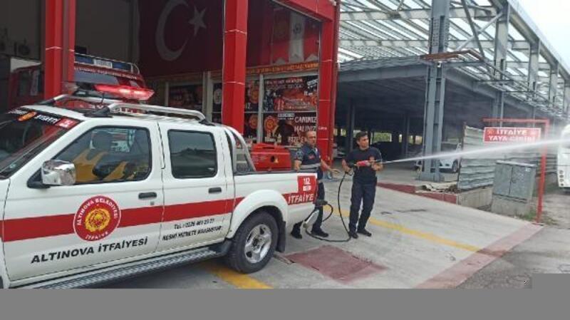 Altınova'ya yeni acil müdahale aracı