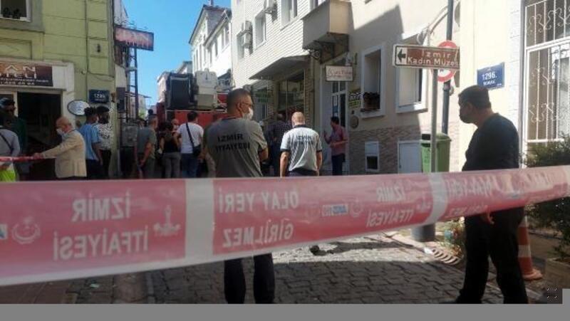 Oteldeki yangında, 3 kişi dumandan etkilendi