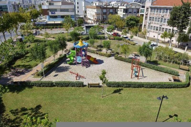 Kameraman Alper Baycın Parkı açılıyor