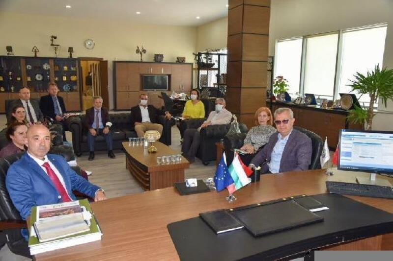 Keşan ile Bulgaristan'ın Sozopol Belediyesi 'kardeş belediye' oluyor
