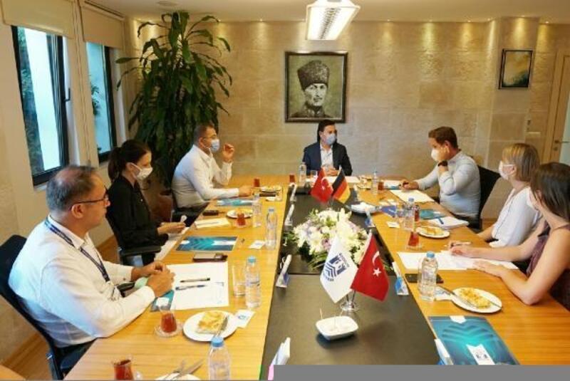 Akdeniz'i ve Bodrum'u korumak için iş birliği toplantısı yaptılar