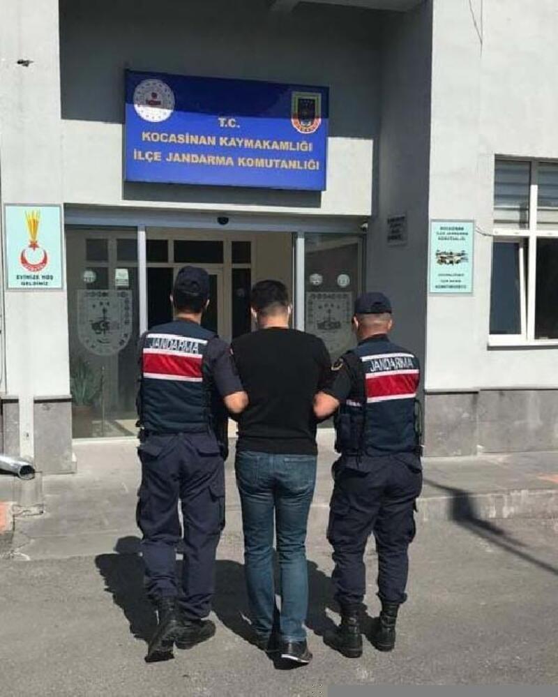Kayseri'de 6 yıl 3 ay kesinleşmiş hapis cezası bulunan 3 hükümlü yakalandı