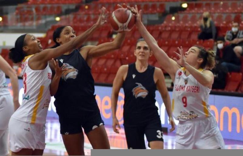 Erciyes Cup'ta ikinci gün tamamlandı