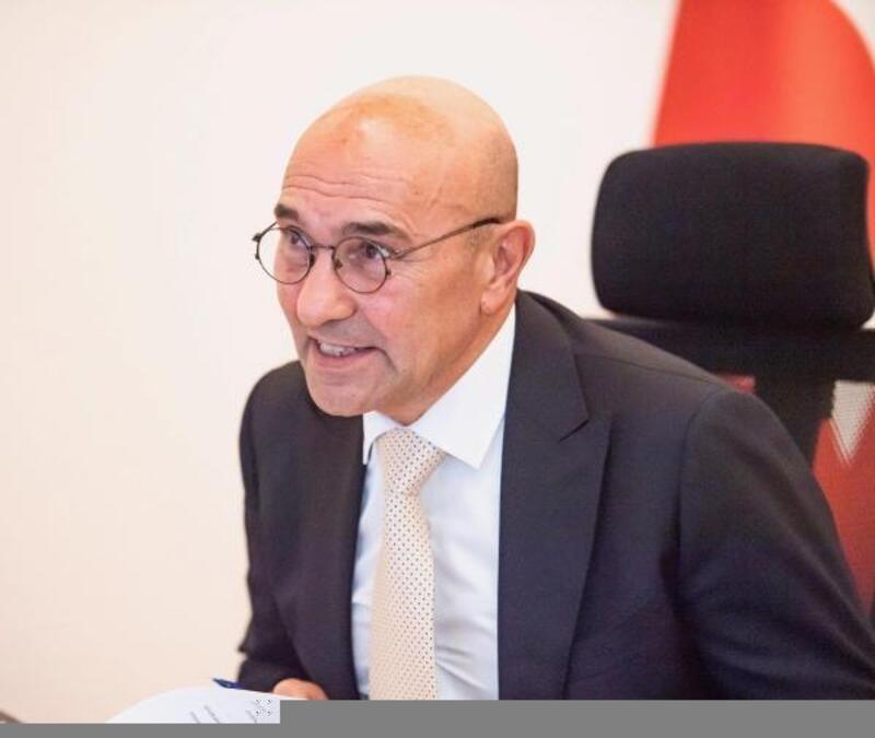 """İzmir Büyükşehir Belediye Başkanı Soyer: """"Asıl hikaye şimdi başlıyor"""""""
