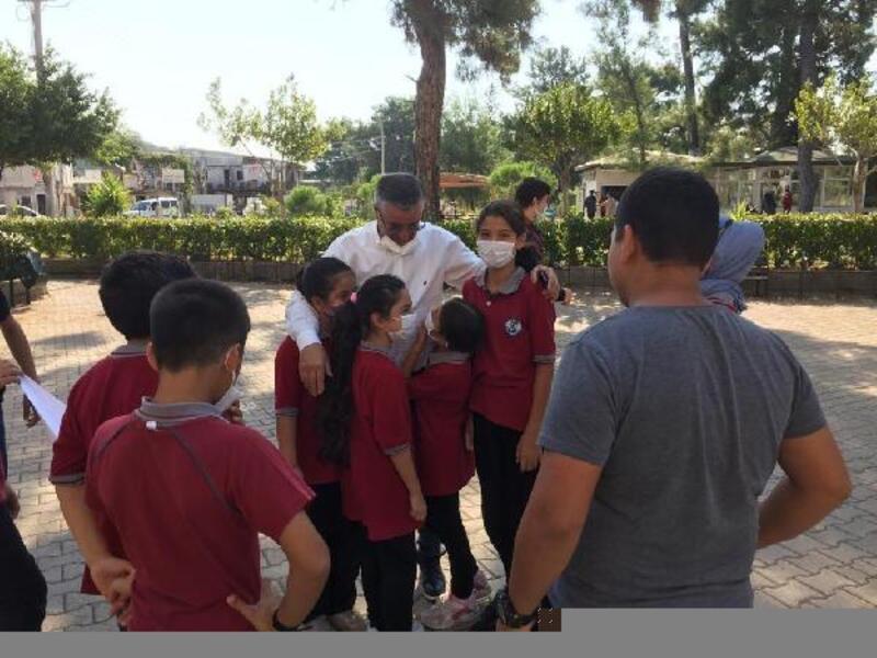 Başkan Topaloğlu'ndan okullara ziyaret