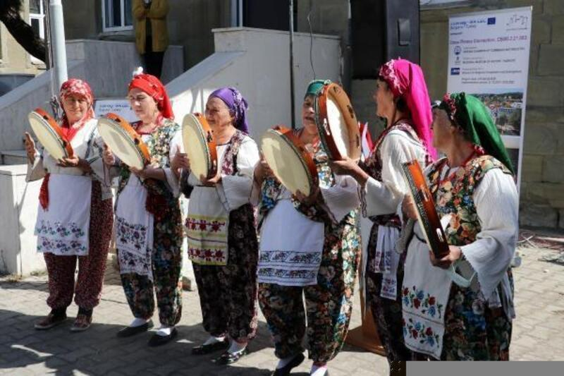 Keşan'da 'Çapraz Trakya Bağlantısı' AB projesinin etkinlikleri yapıldı