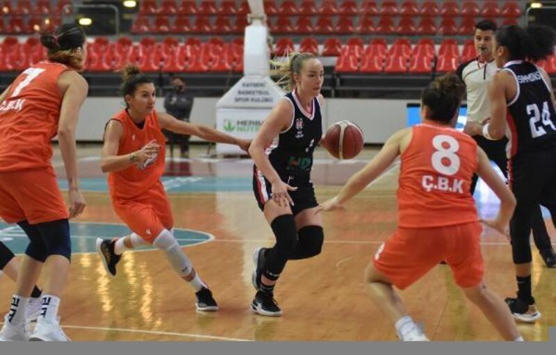 Erciyes Cup turnuvası sona erdi