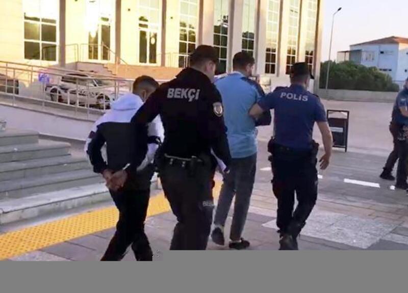 Tekirdağ'da yağma ve yaralama şüphelisi 2 kişi tutuklandı