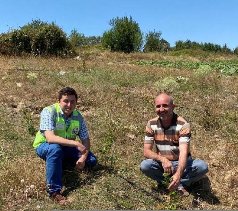 Mustafakemalpaşa'da çiftçiye 735 bin hibe desteği