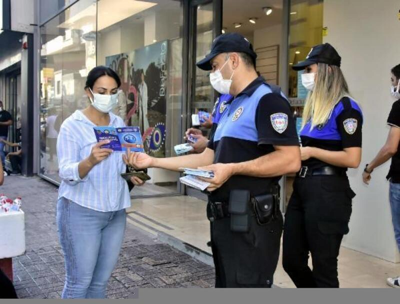 Adana polisinden esnaf ve vatandaşa hırsızlık uyarısı