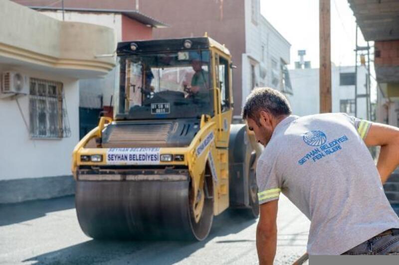 Seyhan'da sokaklar kışa hazırlanıyor