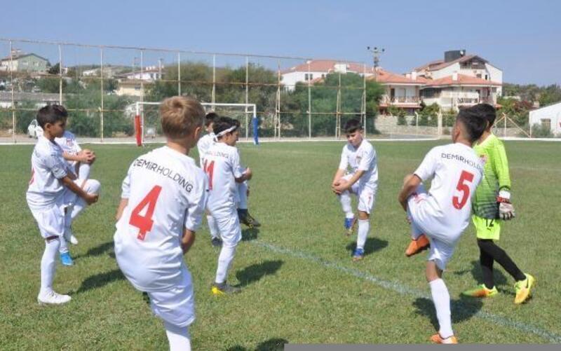 Datça'da 1'inci Knidos Cup başladı