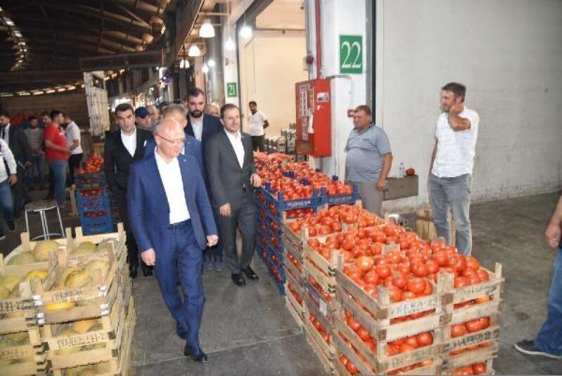 AK Parti Bursa İl Başkanı Gürkan: AK Parti her alanda üretenin yanında